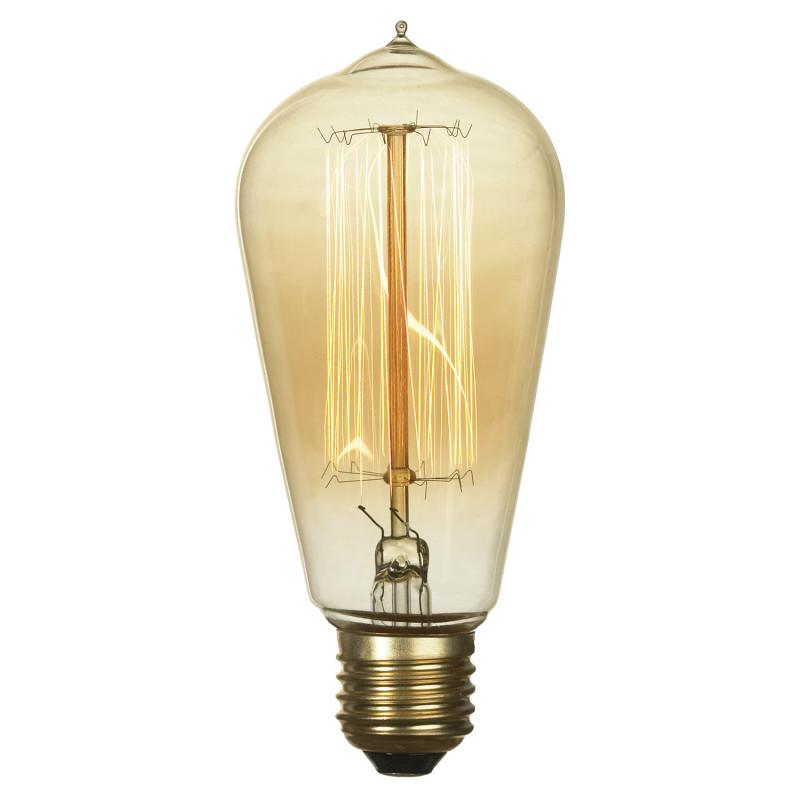 LOFT Лампа накаливания Loft E27 60Вт 2800K GF-E-764 loft gf e 760
