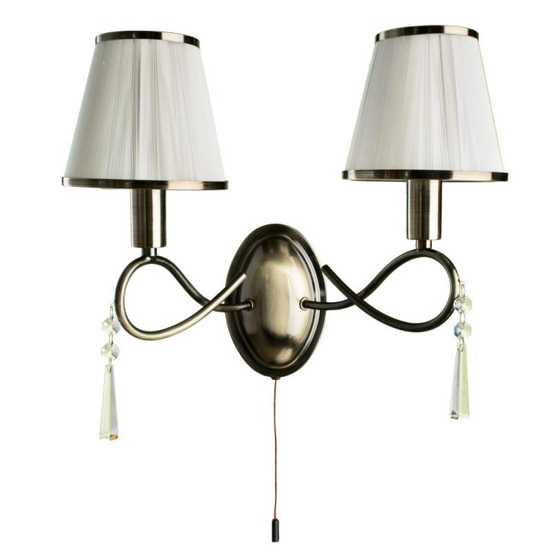 ARTE Lamp A1035AP-2AB arte lamp бра arte lamp logico a1035ap 2ab