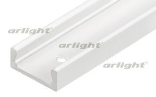 Arlight Алюминиевый Профиль MIC-2000 ANOD White arlight алюминиевый профиль hr 2000