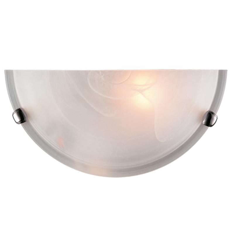 Sonex 053 хром SN06 125 Бра E27 100W 220V DUNA cветильник настенный sonex duna 1 х e27 100w 053 хром