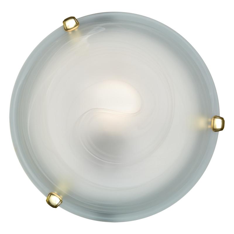 Sonex 253 золото SN06 124 Н/п светильник E27 2*100W 220V DUNA
