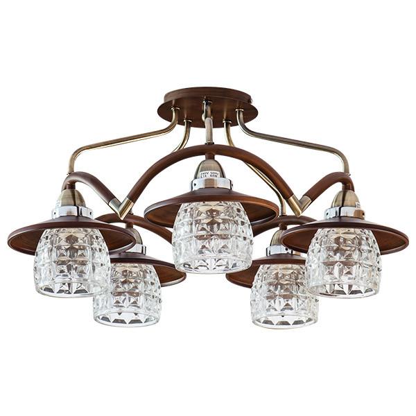N-Light 407-05-53 JACK antique brass + walnut n light 407 06 53abw antique brass walnut
