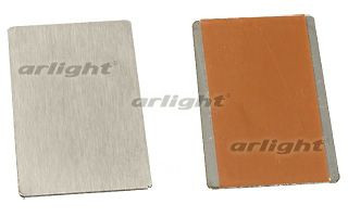 Arlight Заглушка для EX, глухая металлическая заглушка желоба grand line универсальная коричневая металлическая