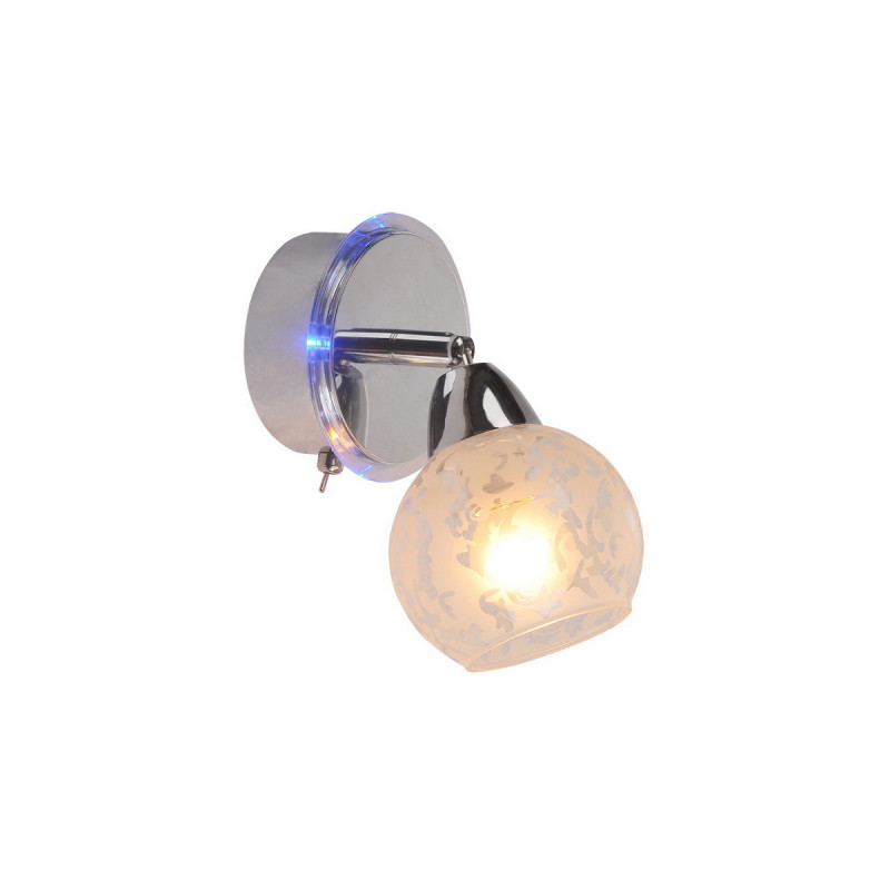 IDLamp 200/1A-Chrome спот idlamp azzerra 200 1a chrome