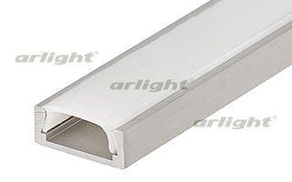 Arlight Алюминиевый Профиль 2 метра MIC-2000 ANOD