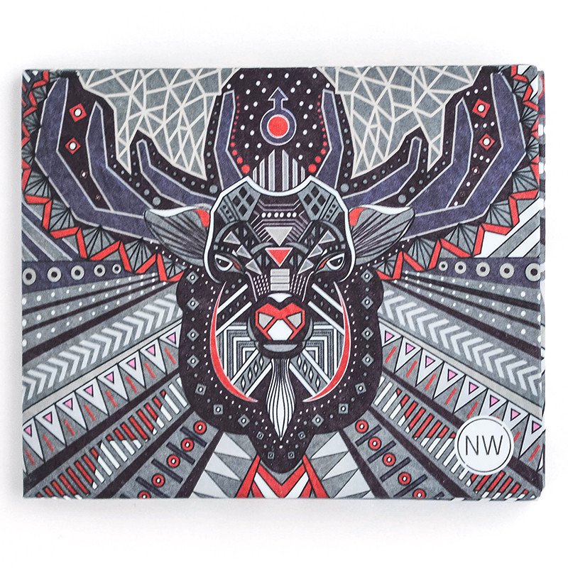 New wallet Бумажник deerline new 10 1
