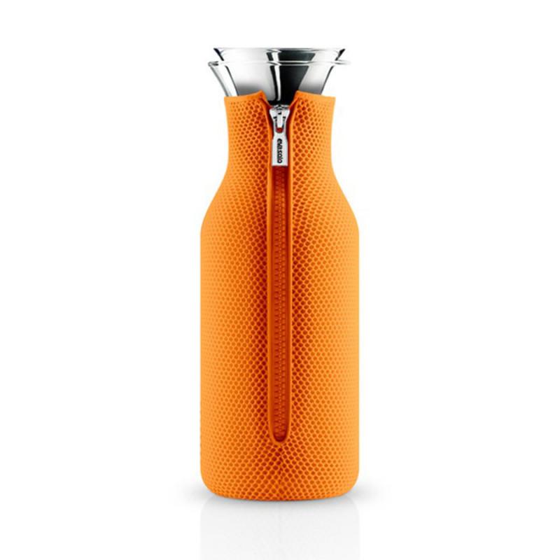 Eva Solo Графин fridge в неопреновом чехле 3d 1 л оранжевый графин fridge в неопреновом текстурном чехле 1 л светло серый 1211349