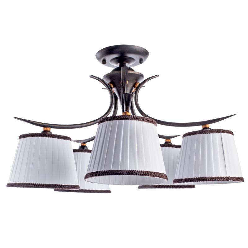 ARTE Lamp A5133PL-5BR люстра на штанге arte lamp irene a5133pl 5br