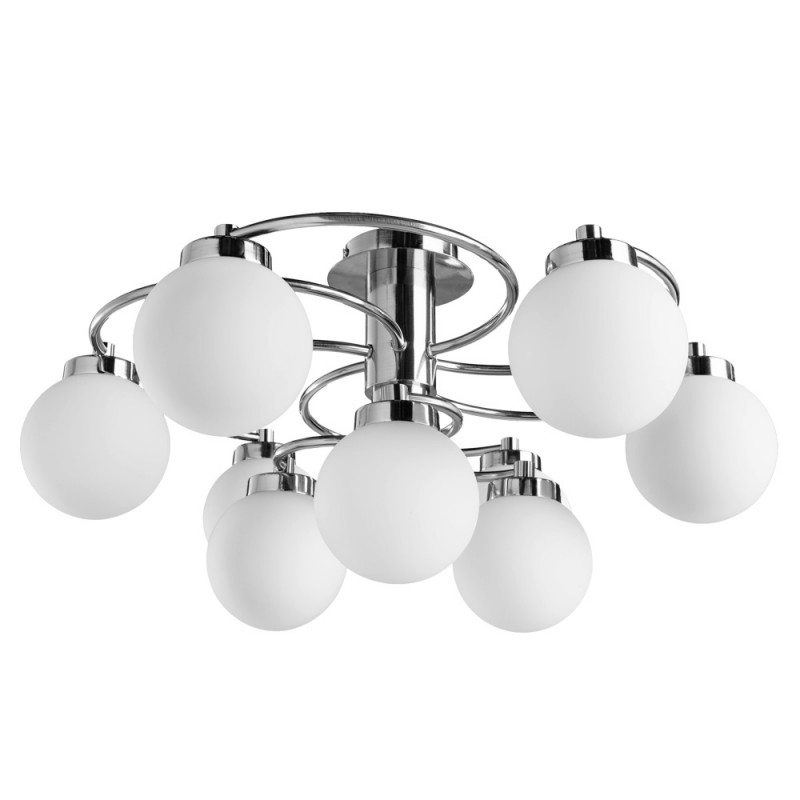 ARTE Lamp A8170PL-9SS люстра на штанге arte lamp cloud a8170pl 5ss