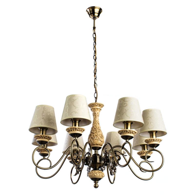 Фото ARTE Lamp A9070LM-8AB. Купить с доставкой