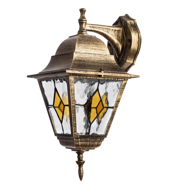 ARTE Lamp A1012AL-1BN наземный высокий светильник arte lamp berlin a1016pa 1bn