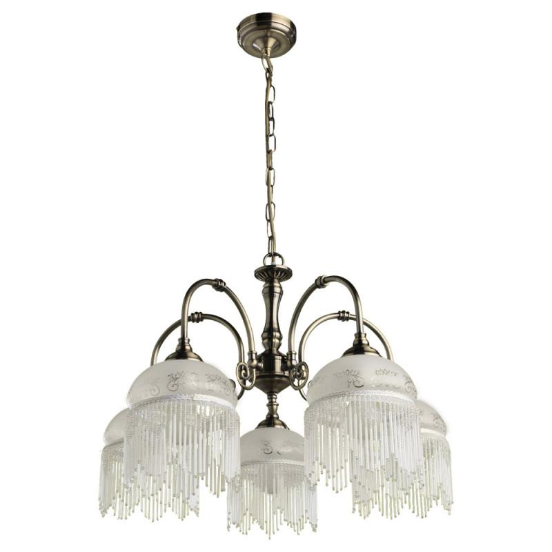 ARTE Lamp A3191LM-5AB подвесная люстра arte lamp victoriana a3191lm 5ab