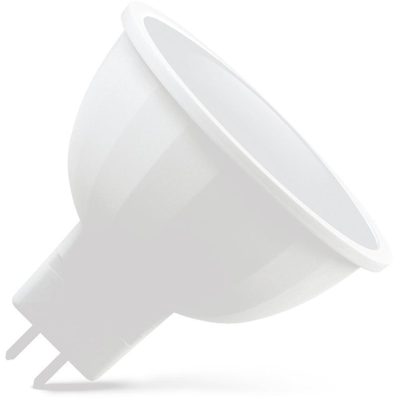 X-Flash Светодиодная лампа X-flash XF-MR16-GU5.3-6W-4000K-230V (арт.47581) лампочка x flash spotlight mr16 xf spl l gu5 3 6w 3000k 12v желтый свет линза 43507