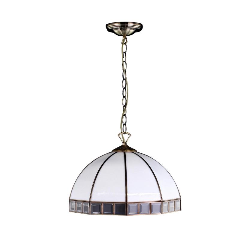 Citilux CL440132 Шербург-1 Бел.+Прозр. Св-к Люстра подвесной светильник citilux шербург 1 cl440132