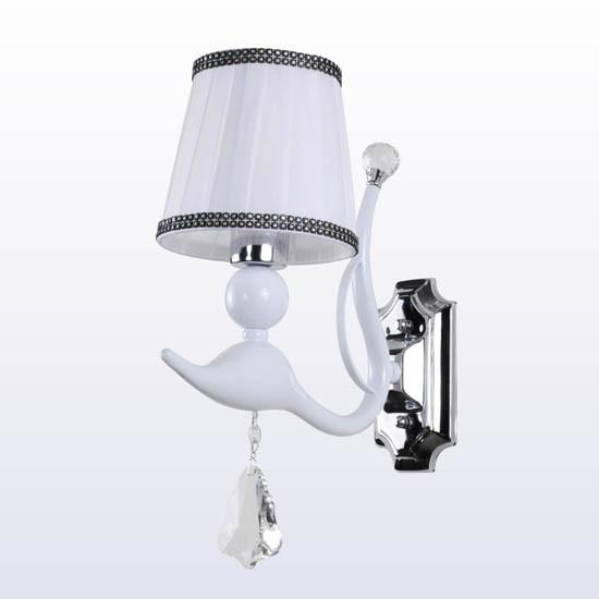 Crystal Lux FLAMINGO AP1 WHITE