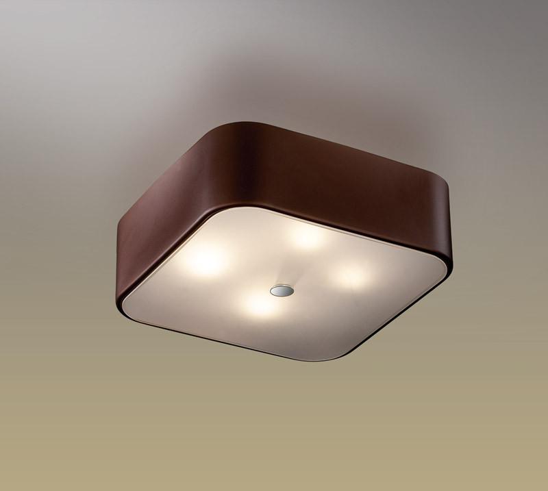 Фото Odeon Light 2048/4C ODL11 595 хром Люстра потолочная  E14 4*40W 220V TURON. Купить с доставкой