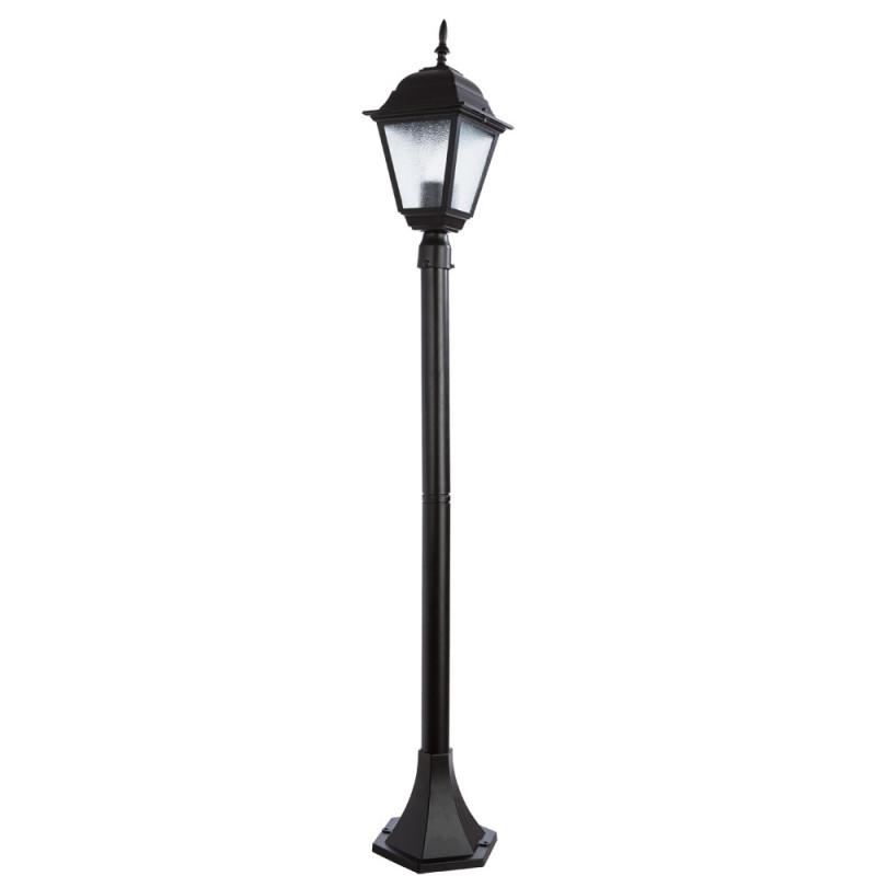 ARTE Lamp A1016PA-1BK arte lamp наземный высокий светильник arte bremen a1016pa 1wh