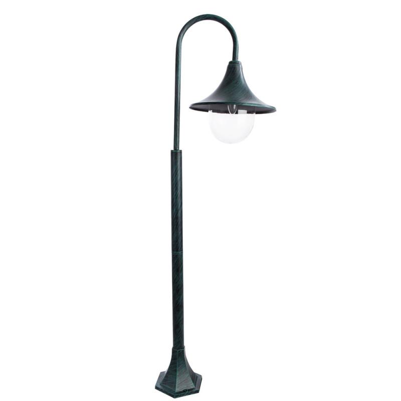 ARTE Lamp A1086PA-1BG фонарь arte lamp malaga a1086pa 2bg