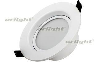 Arlight Светодиодный светильник LTD-80WH 9W Warm White 120deg круг для купания roxy kids flipper music fl003