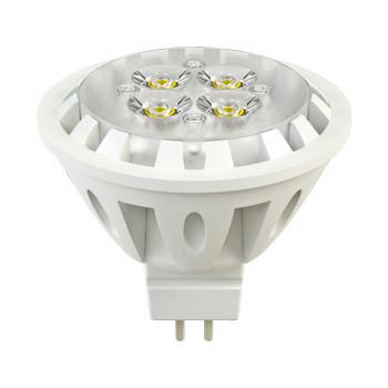 X-Flash Светодиодная лампа XF-SPL-L-GU5.3-6W-3000K-12V X-flash лампочка x flash spotlight mr16 xf spl l gu5 3 6w 3000k 12v желтый свет линза 43507