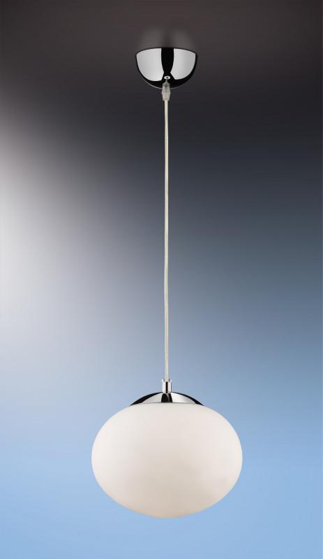 Odeon Light 2045/1 ODL11 407 хром Подвес  E27 60W 220V ROLET