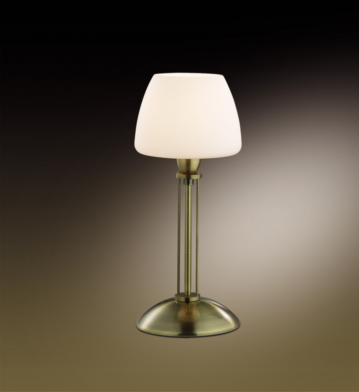 Odeon Light 2057/1T ODL11 229 бронза Н/лампа  E14 60W 220V VESTO