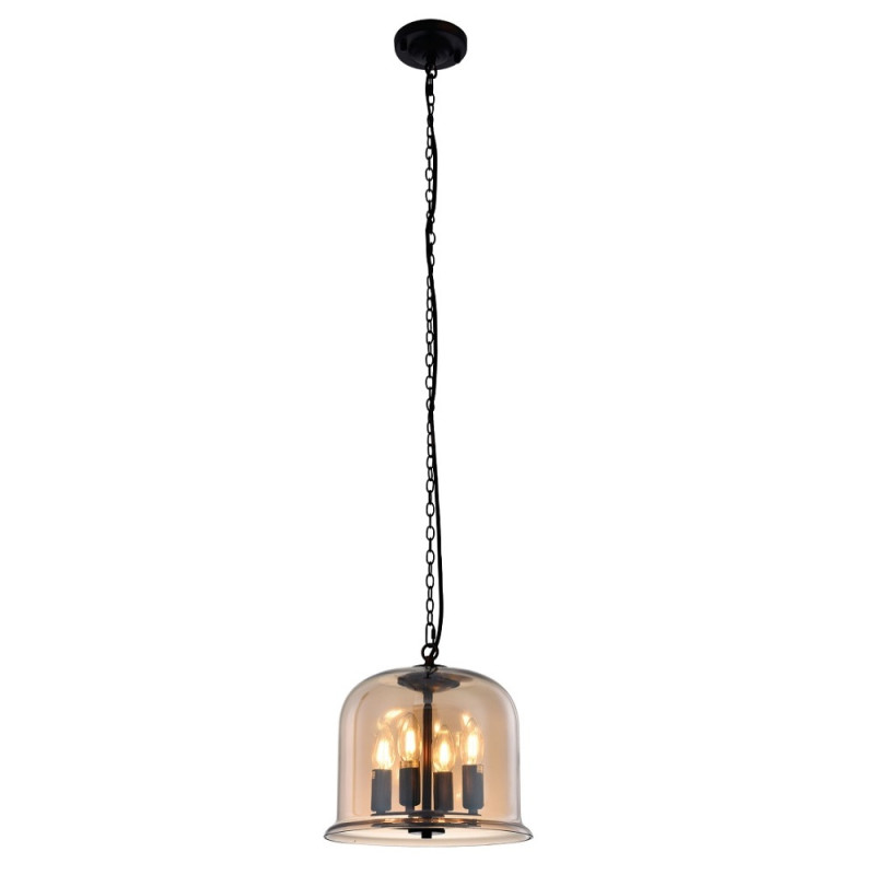 Crystal Lux KRUS SP4 BELL подвесной светильник crystal lux krus sp4 bell