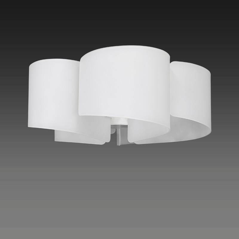 Lightstar 811050 (MC6005-5W) Люстра PITTORE 5х40W  E27 БЕЛЫЙ, шт lightstar 780100 sd1181 5 5 люстра torcia 10х40w g9 белый шт