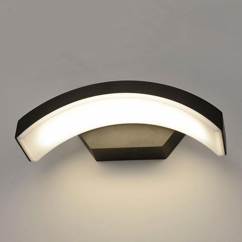 Elektrostandard TECHNO 1671 LED черный elektrostandard 1518 techno led blade белый