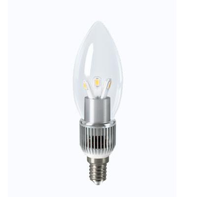 Gauss Лампа 5W 4100K E14 диммируемая свеча