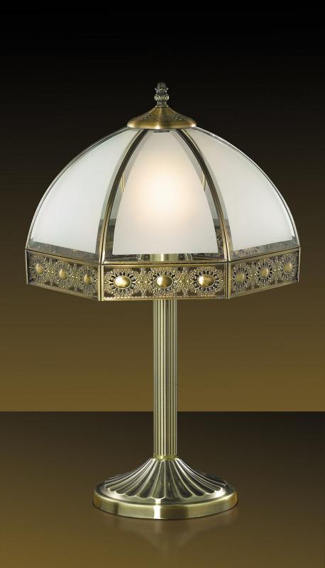 Фото Odeon Light 2344/1T ODL12 357 бронза Н/лампа  E27 60W 220V VALSO. Купить с доставкой