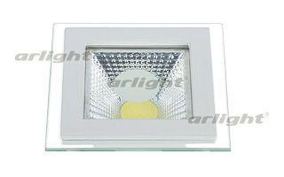 Arlight Светодиодная панель CL-S100x100TT 5W White светодиодная лампа arlight 014137