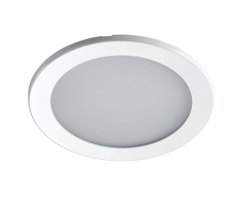 Novotech 357173 NT15 343 белый Встраиваемый светильник IP20 24LED 12W 220V LUNA игра хазарский набег 343
