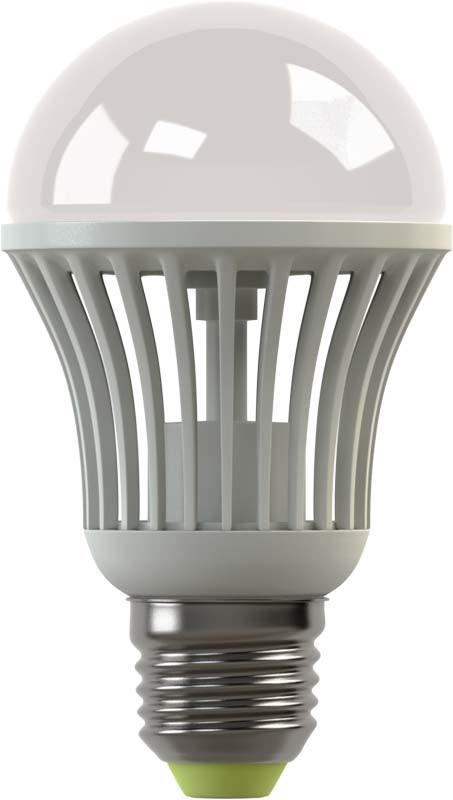 X-Flash Светодиодная диммируемая лампа XF-BGD-E27-9W-3000K-220V X-flash лампа светодиодная x flash xf e27 r90 p 12w 3000k 220v 10шт