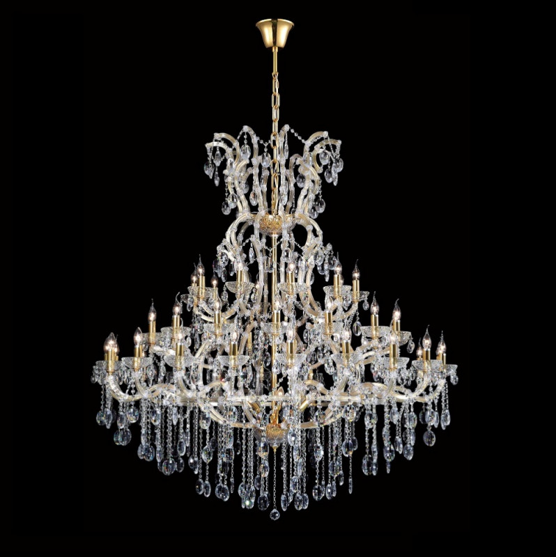 Crystal Lux HOLLYWOOD SP53 GOLD