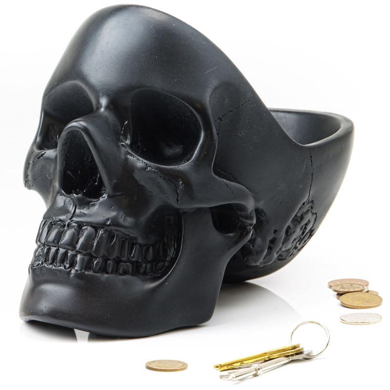 Suck UK Органайзер для мелочей skull черный suck uk