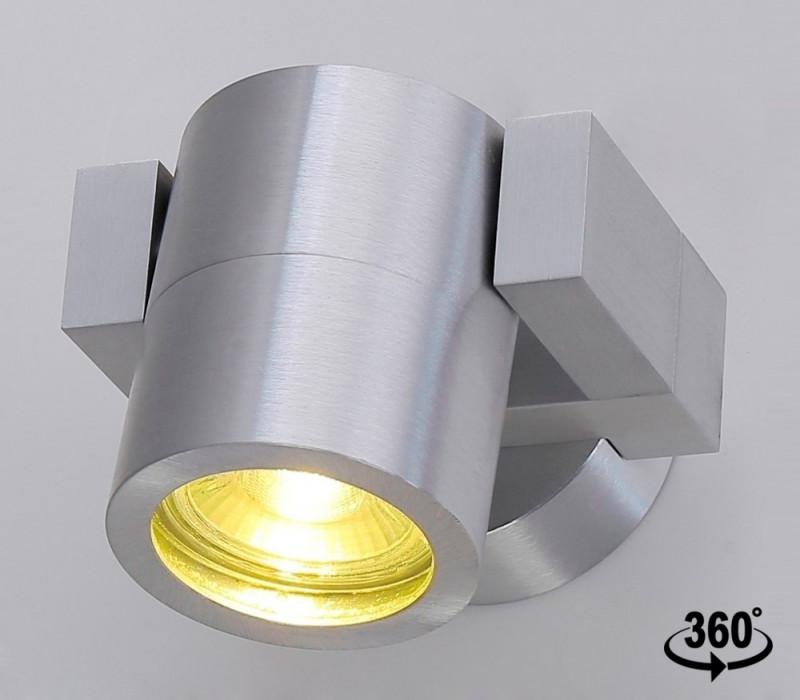 Crystal Lux CLT 020CW AL crystal lux бра crystal lux clt 511w425 gr