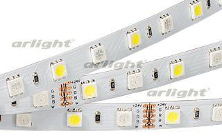 Arlight Лента RT6-5050-60 24V RGB-White 2x (300 LED) 2x yongnuo yn600ex rt yn e3 rt master flash speedlite for canon rt radio trigger system st e3 rt 600ex rt 5d3 7d 6d 70d 60d 5d