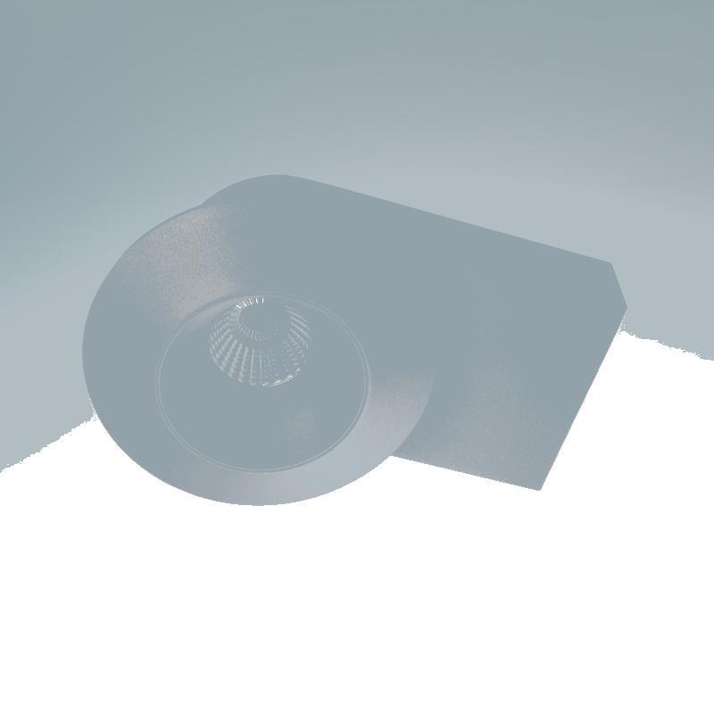 Фото Lightstar 051219 Светильник ORBE LED15W СЕРЫЙ 4000K, шт. Купить с доставкой