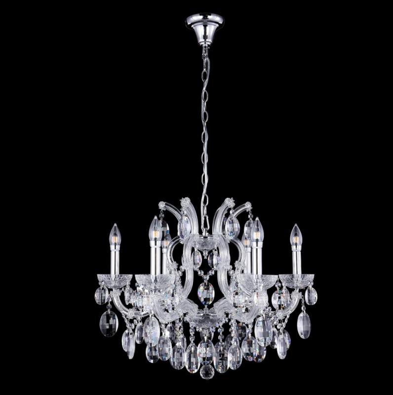 Crystal Lux HOLLYWOOD SP6 CHROME