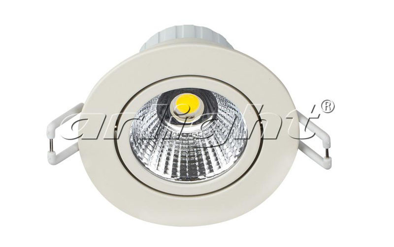 Arlight Светодиодный светильник CL-85CB-5W Day White