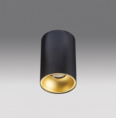 MEGALIGHT 3160 BLACK/GOLD megalight прожектор megalight 30w ip65 3000k yrw30 wl15