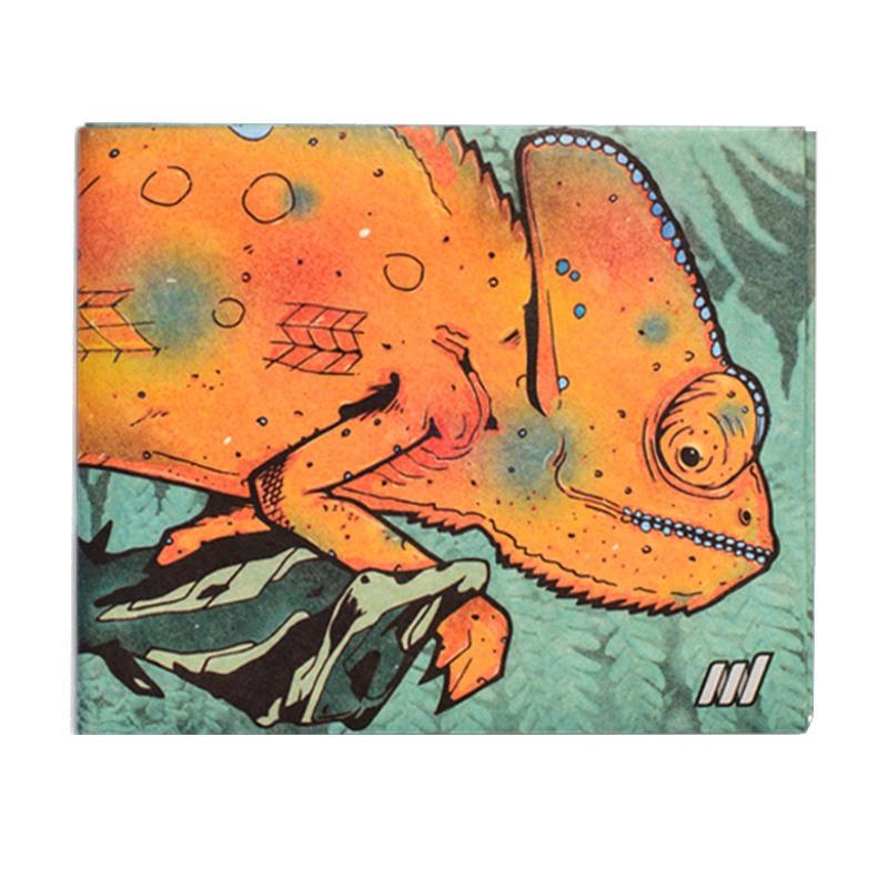 где купить New wallet Бумажник chameleon по лучшей цене
