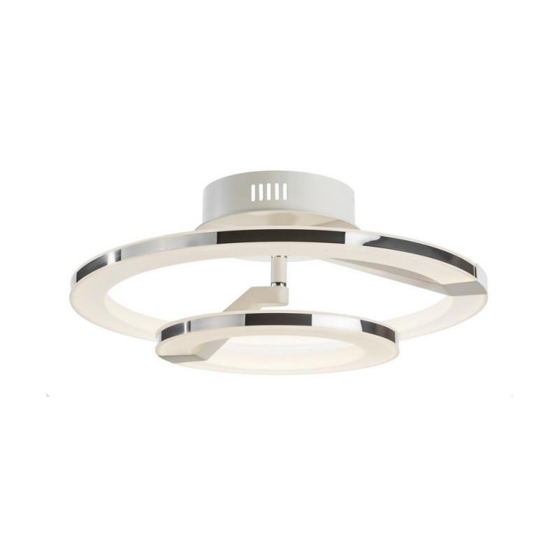 IDLamp 397/2PF-LEDWhitechrome потолочный светодиодный светильник idlamp 397 2pf ledwhitechrome