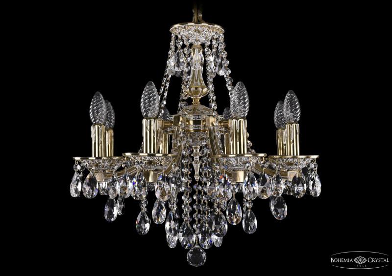 Bohemia Ivele Crystal 1771/8/150/B/GW серьги bohemia style цвет красный прозрачный 1248 7697 09