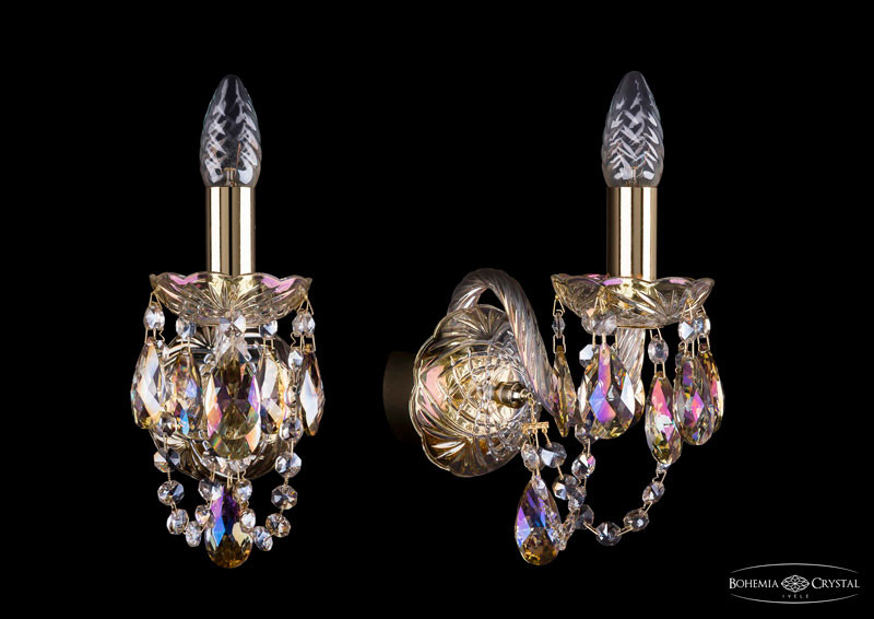 Bohemia Ivele Crystal 1400/1/G/M701 bohemia ivele crystal бра bohemia ivele crystal 1400 1 g m701
