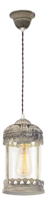 EGLO 49203 подвесной светильник eglo langham 49203