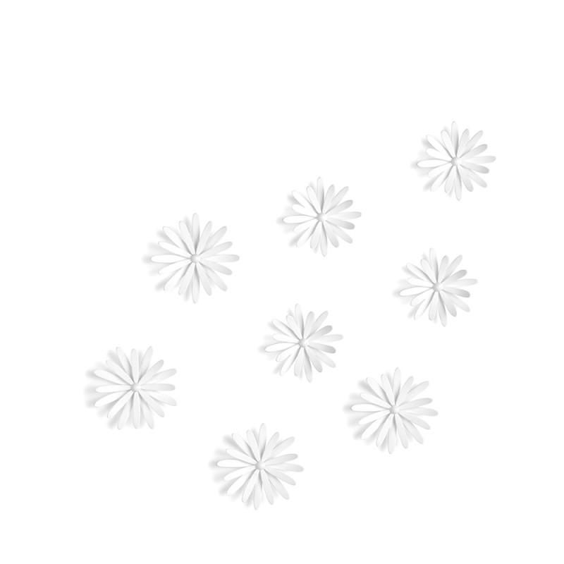 Umbra Декор для стен (8 штук) delica белый утюг smile si 971