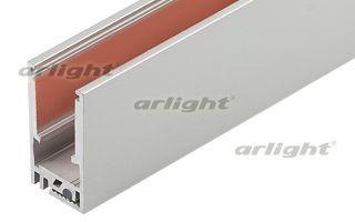 Arlight Алюминиевый Профиль KLUS-GLASS-810-2000 ANOD