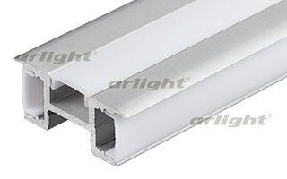 Arlight Профиль 2 метра ARH-TRI-D-2000 ANOD tri clamp tee 2 51mm od64